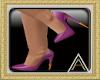 (AL)Sheli Heels Purple