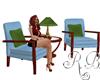 Bella Chat Chair