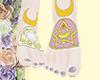 El. Sailor feet