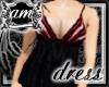 [AM] Grace Red Dress
