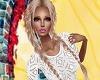 Carley Blonde Pearl