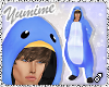 [Y] Onesie - Penguin