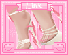 [L] Feather Heels