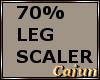 Leg Scaler &70%