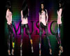 NEON MUSIC JEANS