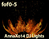 DJ Light Flames of Fire