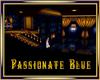 Passionate Blue