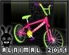 Fluro Funday BMX Bike