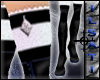 ¤Malice Diamond Leggings