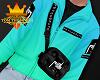 Winston Jacket + Bag