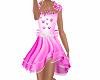 DWH Maria pink dress kid