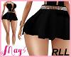 'Skirt Black 2 RLL