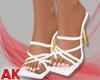 Starfish White Shoes