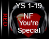  R  NF - You're Special