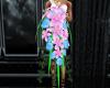 Blu Rose/Pnk LillyBoquet
