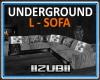 UNDERGROUND L -SOFA