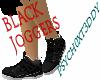 JOGGERS - Black (male)