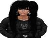 Wildie black hair