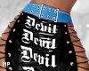 NP. Devil Skirt RLS