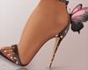 $ Spring Butterfly Heels