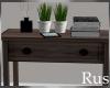 Rus Fall Small Desk