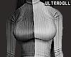Sexy Turtleneck // Grey