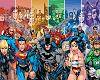 Superheroes Wall