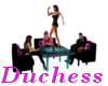 Club M Table Dancing