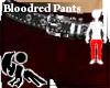 [Hie] Dark Bloodred pant