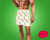 Peachy Keen Board Shorts