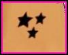Star Neck Tattoo