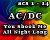 AC/DC - You Shook Me...
