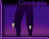 [KG] Purple War Greaves