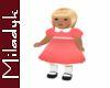 MLK W Standing Doll