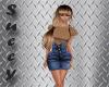 -Succy- Overall Skirt V2