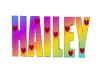 SD Hailey Name Sign