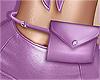 💜 Lilac Belt Bag💜