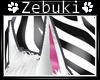 +Z+ White Wolf Ears ~