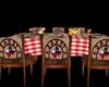 Texas Eight Seat Table