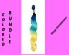 {Single} Colored Bundle