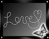 !! Lit Love Sign