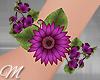 m: Spring Purple Brace L
