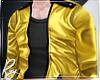 Gold Celebrity Jacket