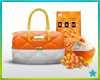 SF| Candy Corn Bag