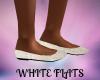 WHITE FLATS