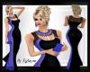 karina black blue shine