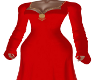 Cardnal Red Gown