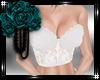 MN/Lace Corset White