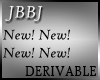 !JBBJ! White Latex M