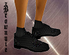 Diamond Crystal Cut Shoe
